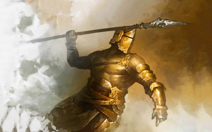 spear-warrior