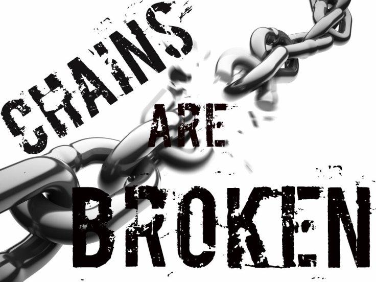 Chains-are-broken